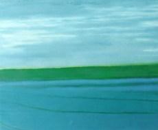 Pays-Bas huile sur toile 95x105